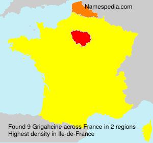 Grigahcine
