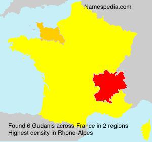 Gudanis