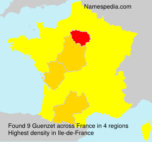 Guenzet