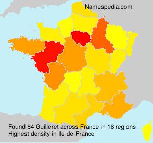Guilleret
