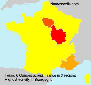 Gundes
