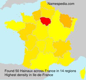 Hainaux