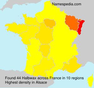 Halbwax