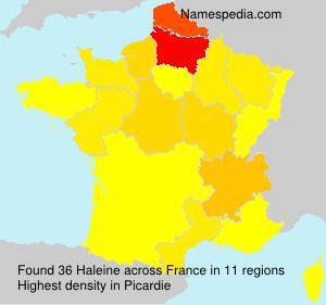 Haleine