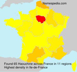 Haouchine