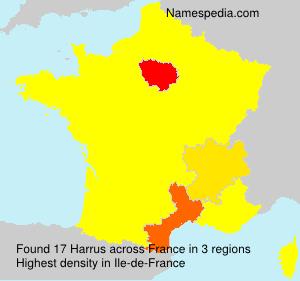 Harrus