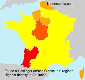 Haslinger