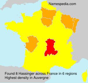 Hassinger