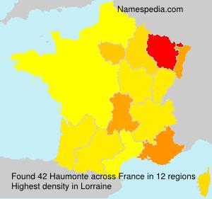Haumonte