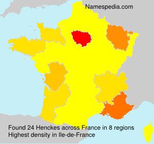 Henckes