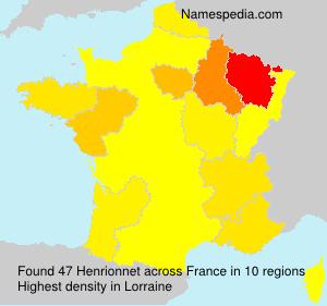 Henrionnet