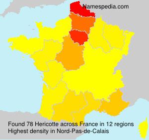 Hericotte