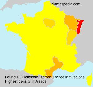 Hickenbick