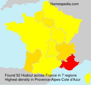 Hodoul