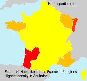 Hoenicke
