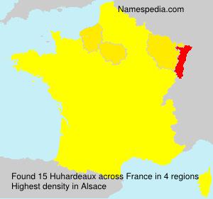 Huhardeaux