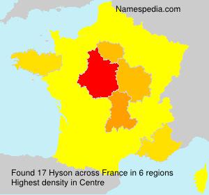 Hyson