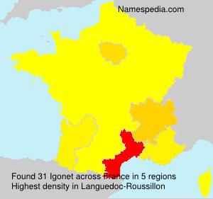 Igonet - France