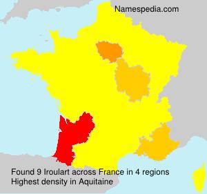 Iroulart