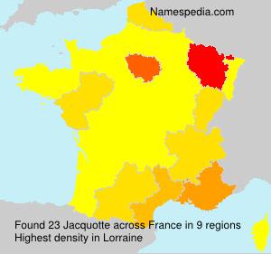 Jacquotte