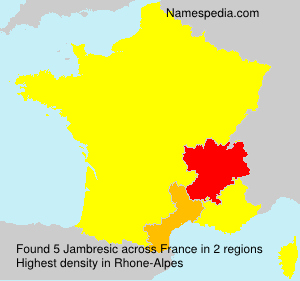 Jambresic