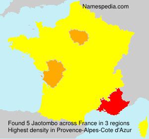 Jaotombo