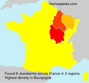 Jeandarme