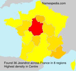 Jeandrot