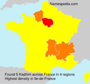 Kadhim - France