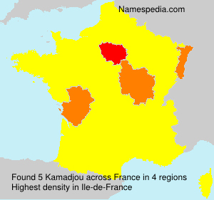Kamadjou