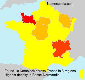 Kamblock - France