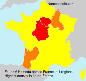 Kamoda