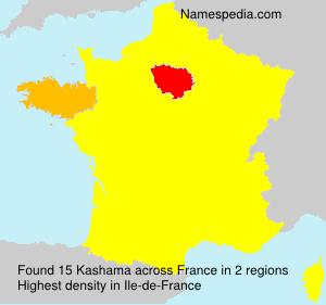 Kashama