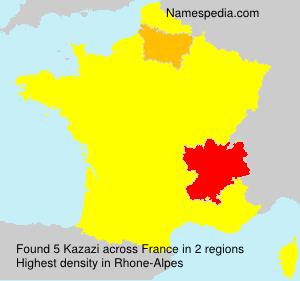 Kazazi