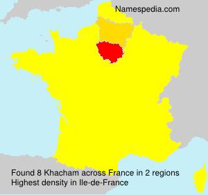 Khacham