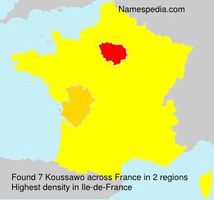 Koussawo