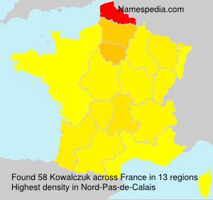 Kowalczuk - France