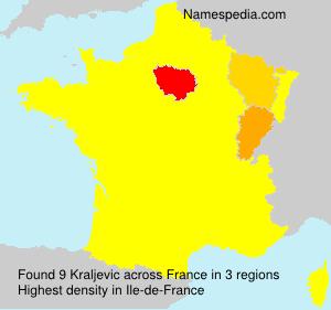 Kraljevic - France