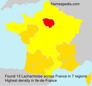Lacharmoise