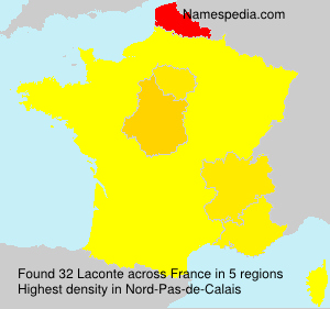 Laconte