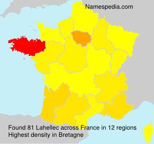 Lahellec