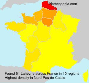 Laheyne