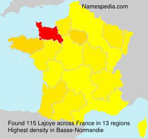 Lajoye