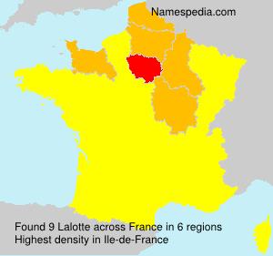 Lalotte