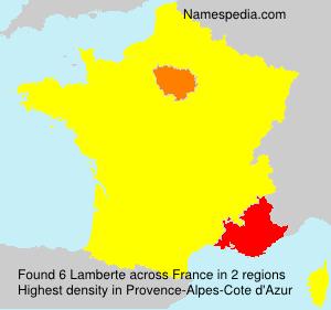 Lamberte