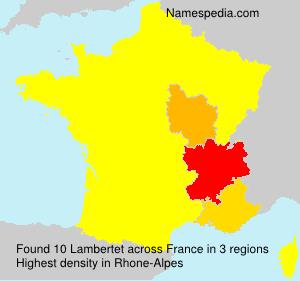 Lambertet
