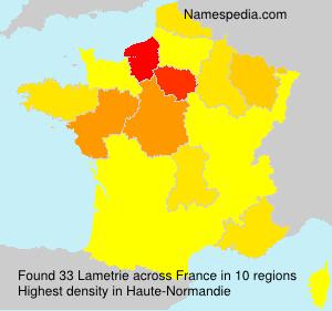 Lametrie