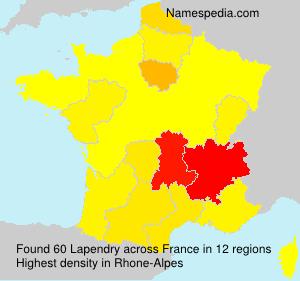 Lapendry