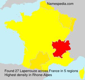 Laperrouze