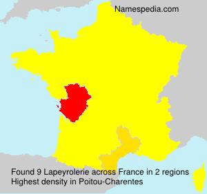 Lapeyrolerie